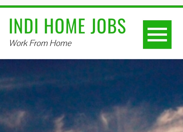 INDI HOME JOBS  Work From Home